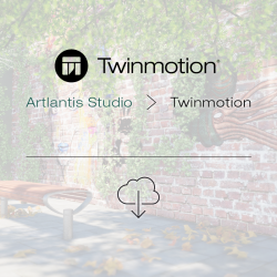 Twinmotion 2019 migration from Artlantis Studio single license