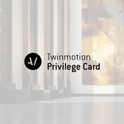 Twinmotion Privilege Card 2019