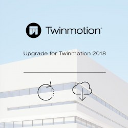 Upgrade Twinmotion 2019 from Twinmotion 2018