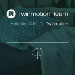 Twinmotion 2019 TEAM migration from Artlantis 2019 key-server or single -- per network seat