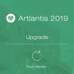 Artlantis 2019 upgrade from Artlantis Render