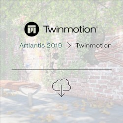 Twinmotion 2019 migration from Artlantis 2019 single license