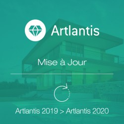 Artlantis 2020 upgrade from Artlantis 2019