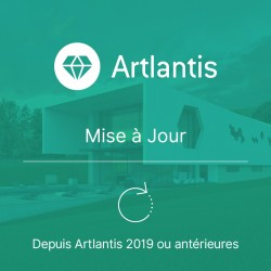 Artlantis 2021 upgrade from Artlantis 2019 or older